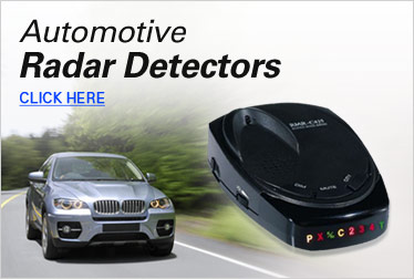 Automotive Radar Detectors