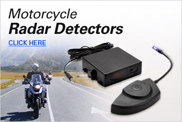 Motorcycle Radar Detectors